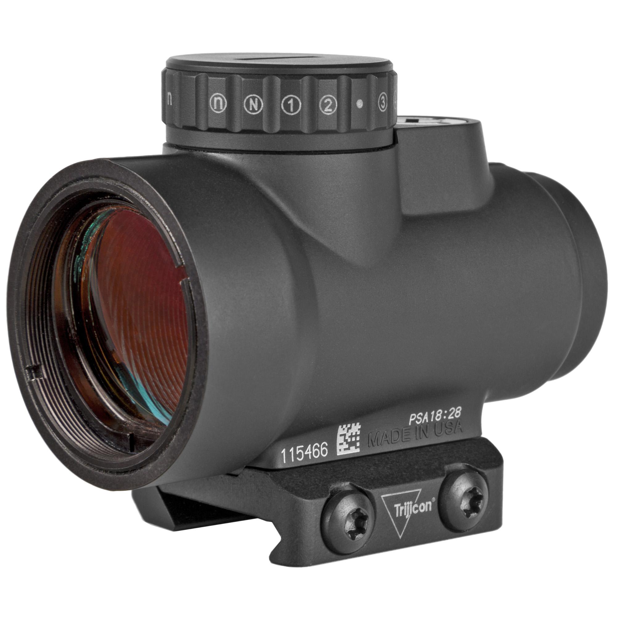 Trijicon MRO HD Red Dot Sight - MSR Arms 4