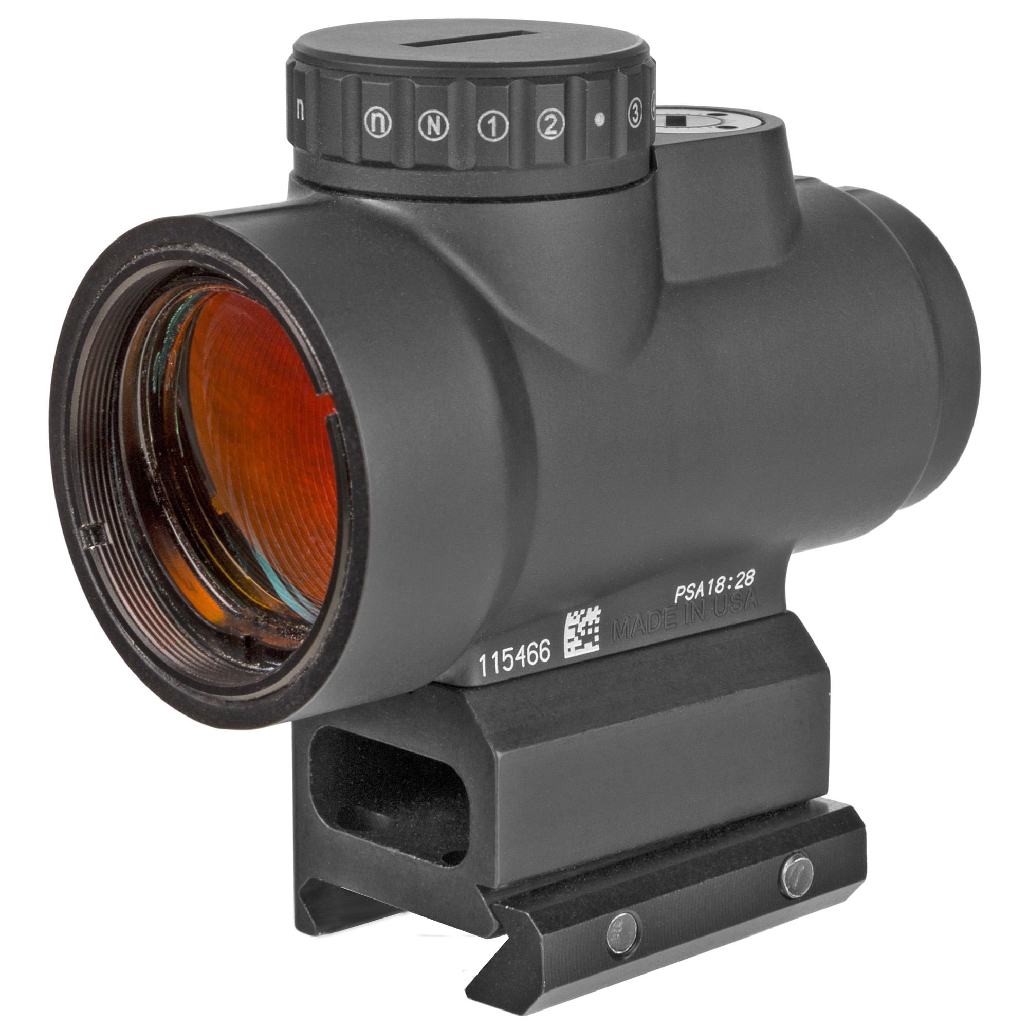 Trijicon MRO HD Red Dot Sight - MSR Arms 5