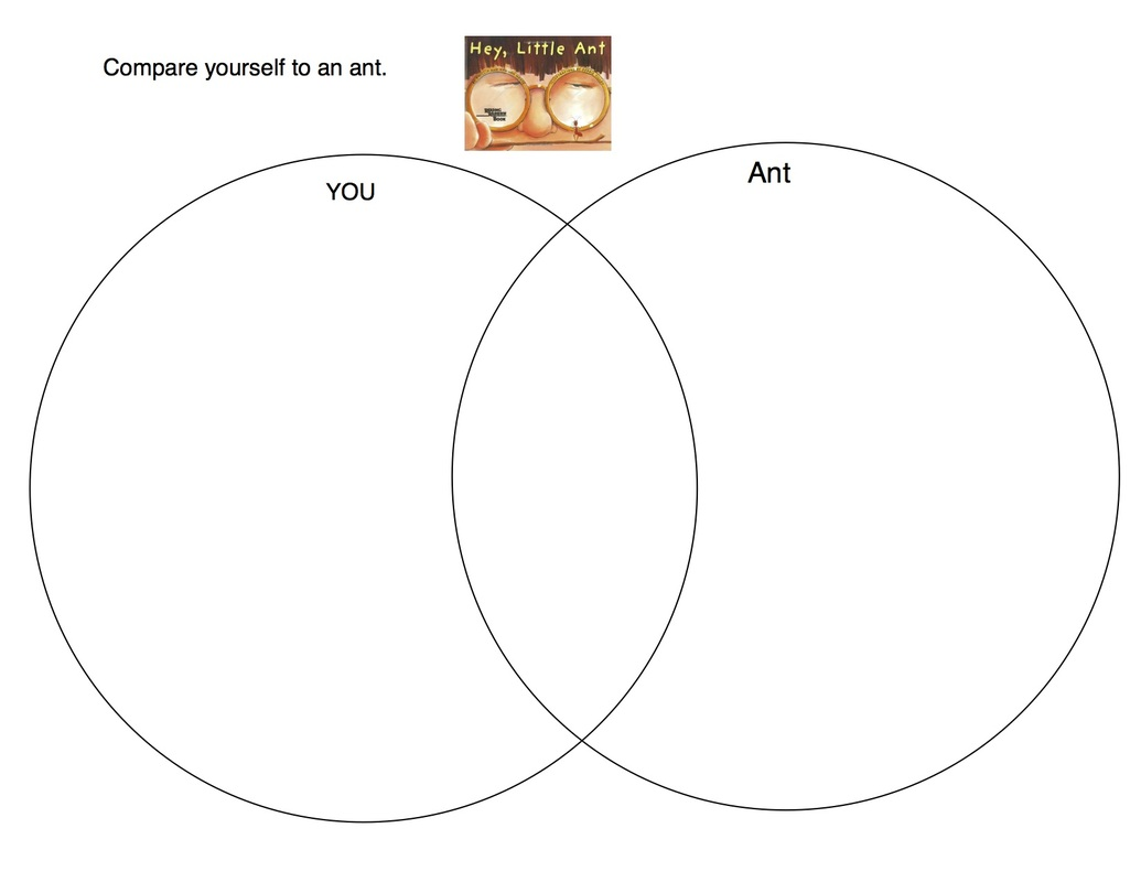 Hey Little Ant Worksheet