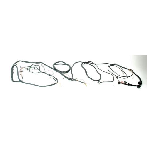 Porsche 911 930 Body Wiring Harness Tunnel 91161200131