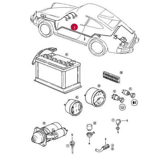 1988 Pontiac Fiero Wiring Diagram. Pontiac. Auto Wiring