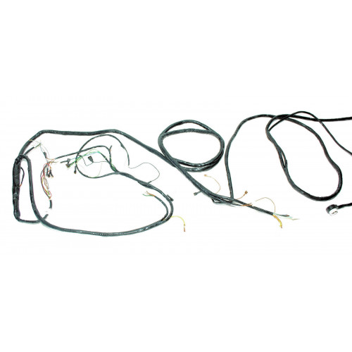 Porsche 911 Body Wiring Harness Tunnel 91161206131