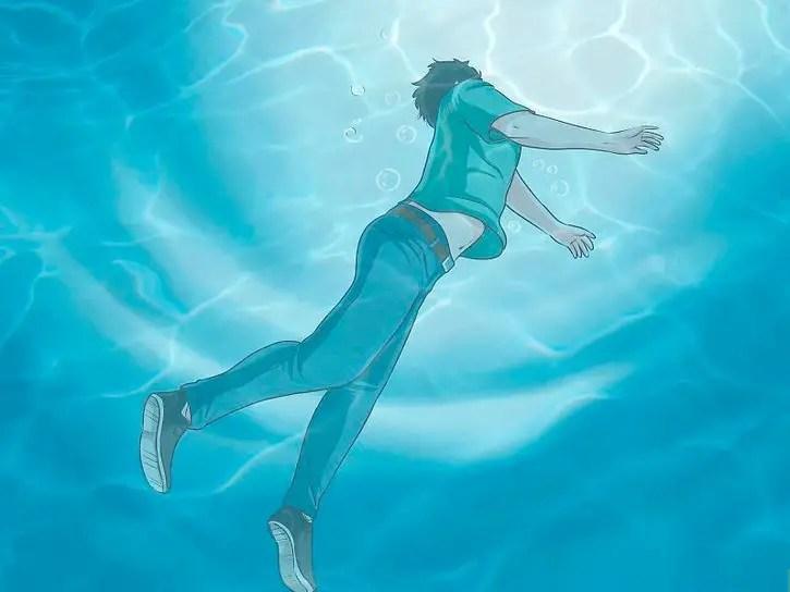 ما هو تفسير حلم الغرق في البحر والنجاة منه لابن سيرين موقع