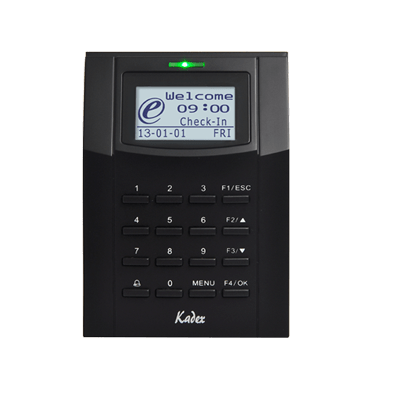 Kadex Door Access & Time Attendance System in Kuwait