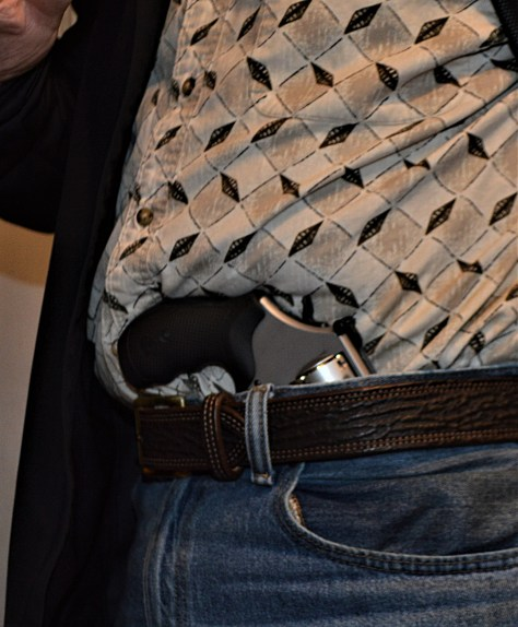 no holster carry