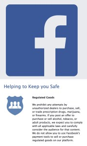 Facebook has announced it will no longer allow private gun-sale negotiations to take place on its social-media platform.