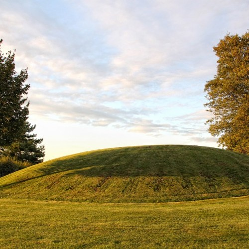 sand-mound