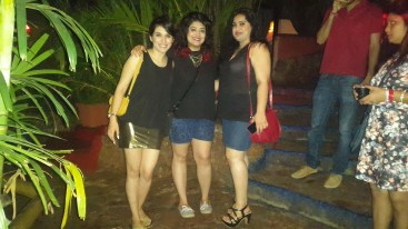 Goa: First vacation w/ my cousins.