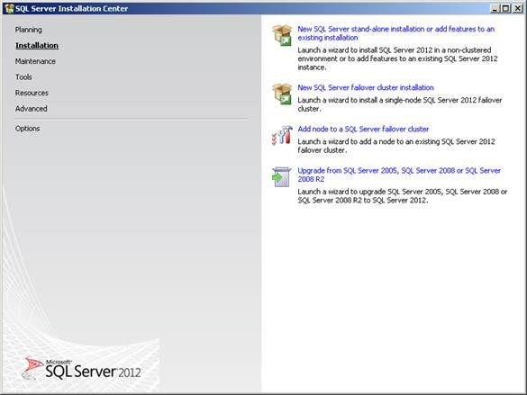 SQL Server Silent  unattended installation using configuration file (1/6)