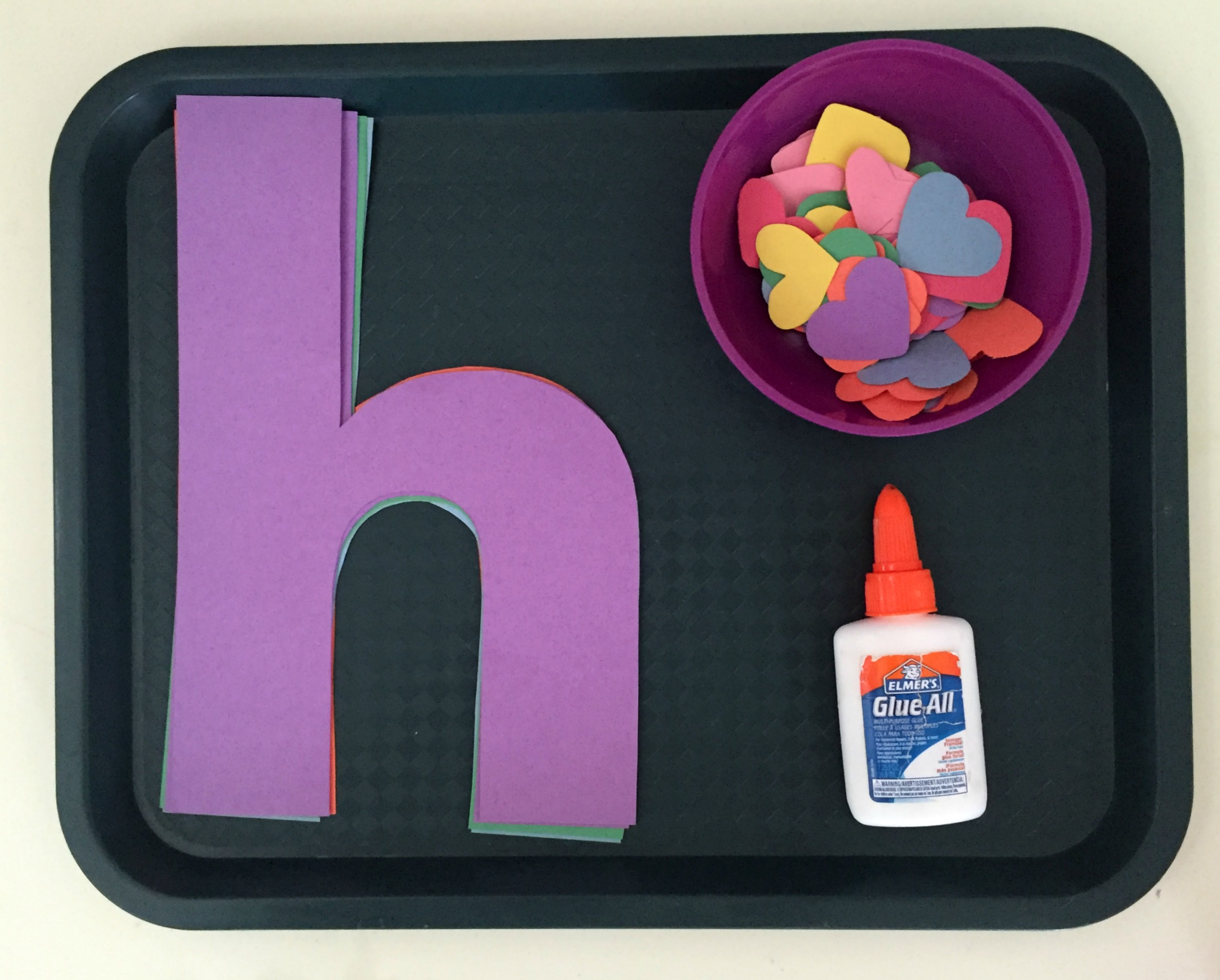 The Letter H Magnets And Printing
