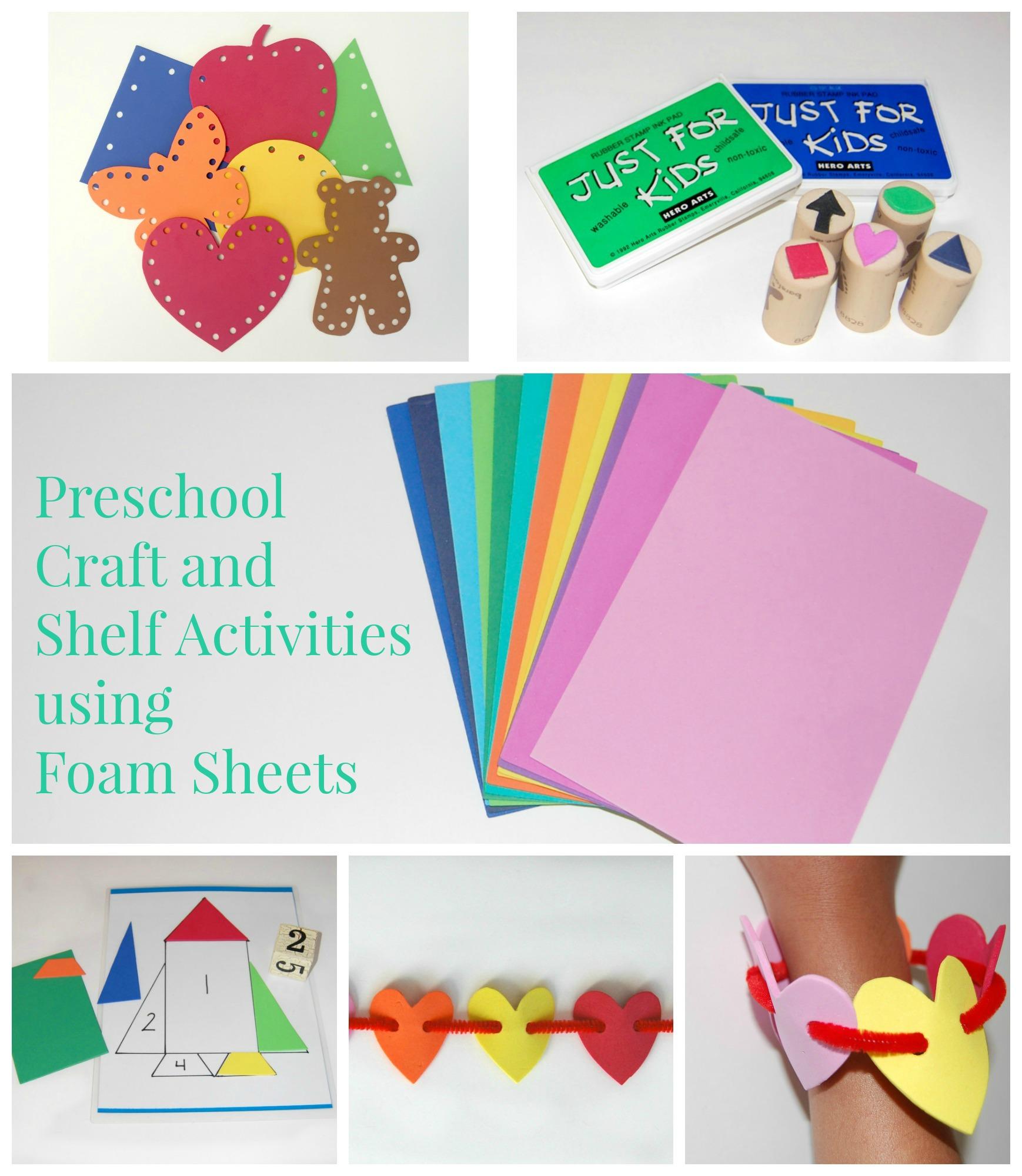 Foam Craft Sheets