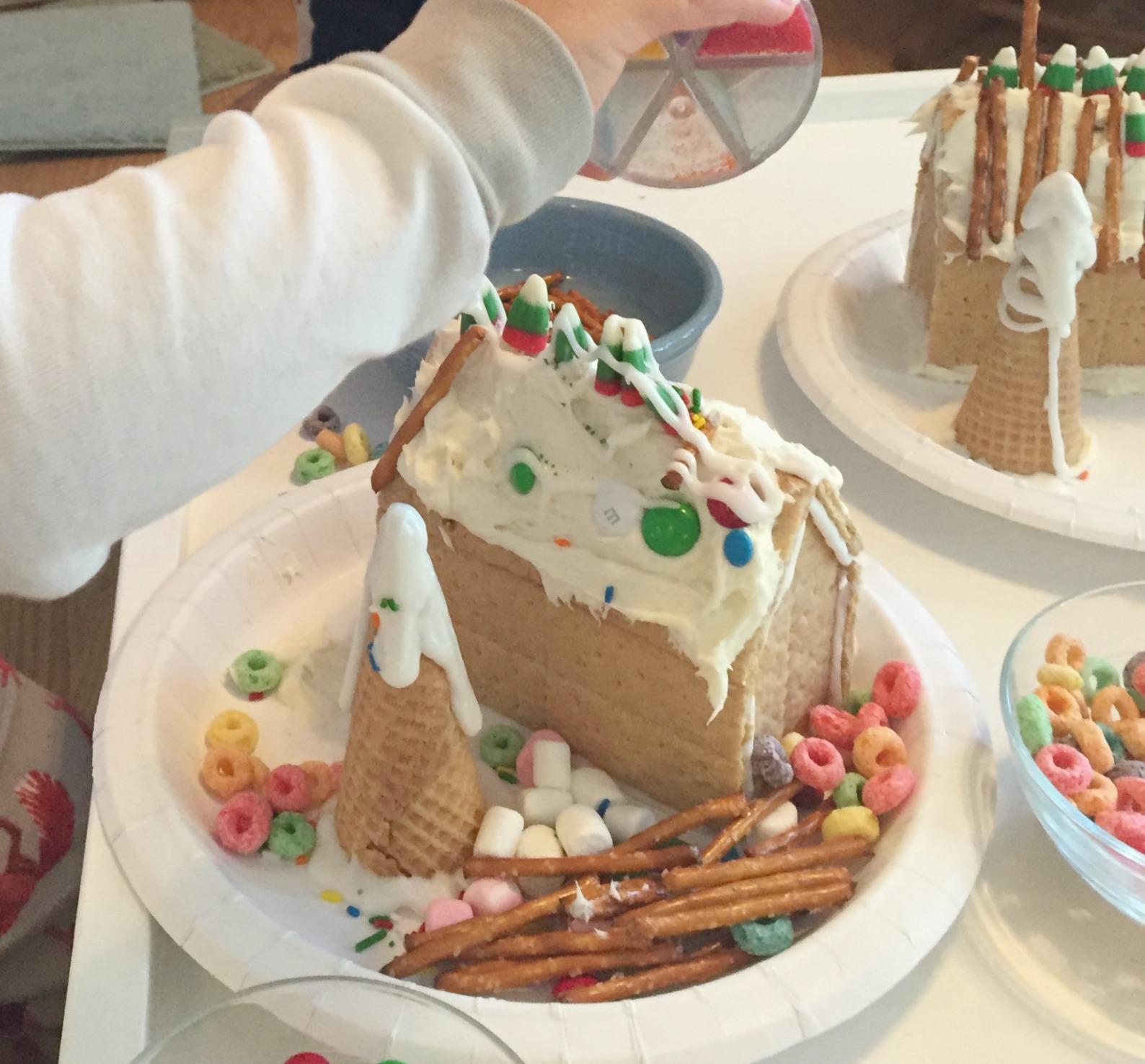 Preschool Gingerbread Party