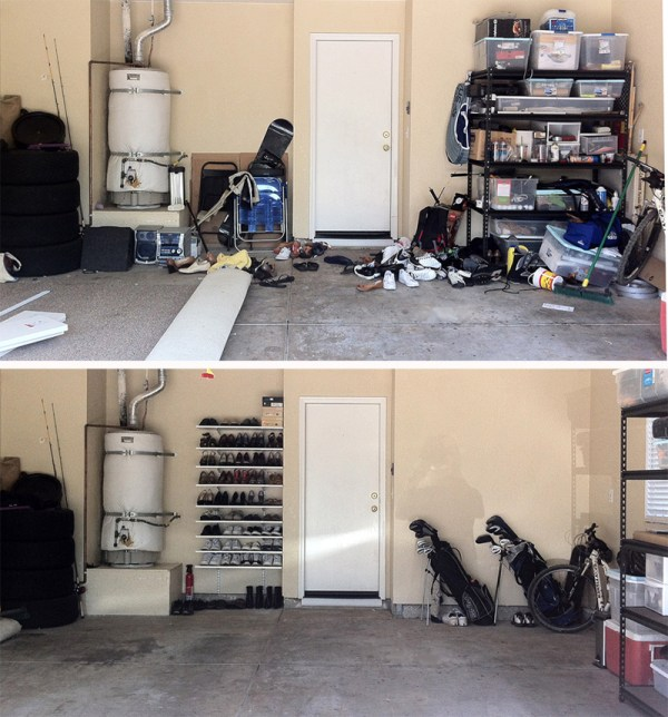 Garage Shoe Storage Ms.tapioca