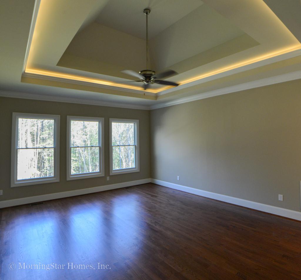 Harnett County Estate Owners Bedroom