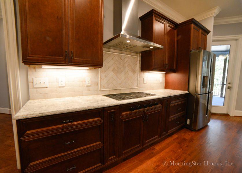 Harnett County Estate Kitchen