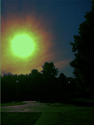 AA-Capture of Light