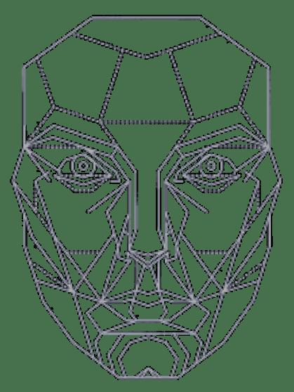Body Outline Transparent