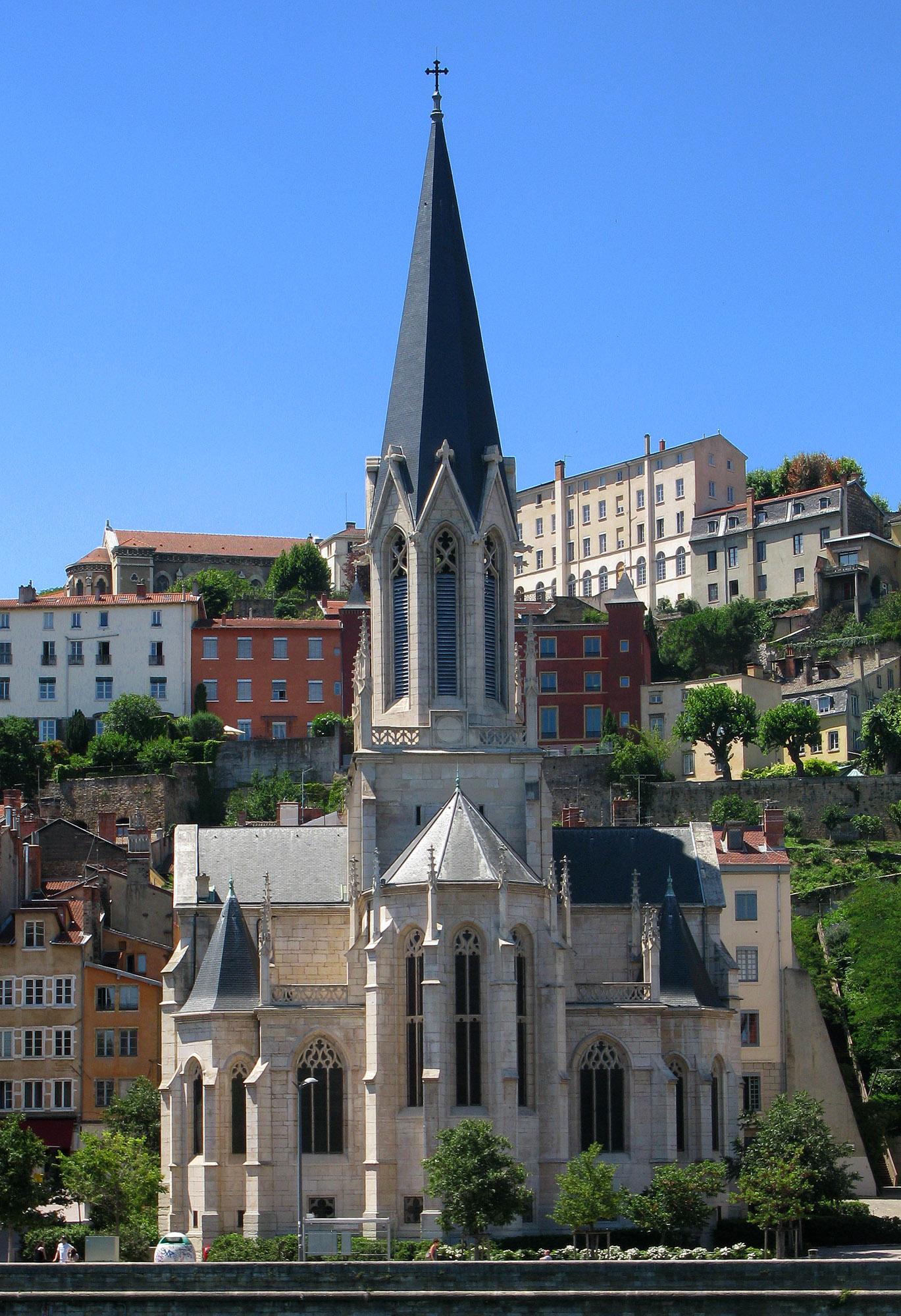 Eglise St Georges Lyon France