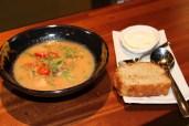 Favela fish soup