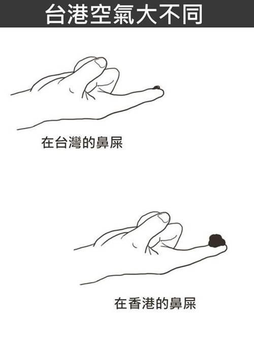 difference between hong kong and taiwan 12