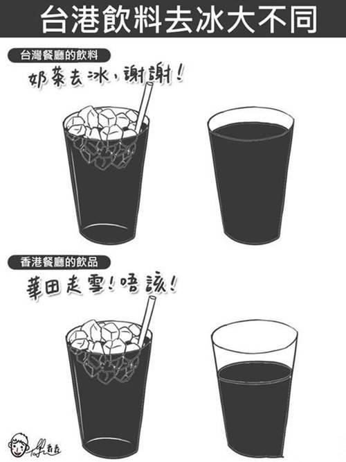 difference between hong kong and taiwan 16