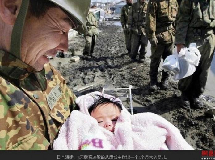 世界上最震撼人心的幾張照片..!每張都如此催淚感人...