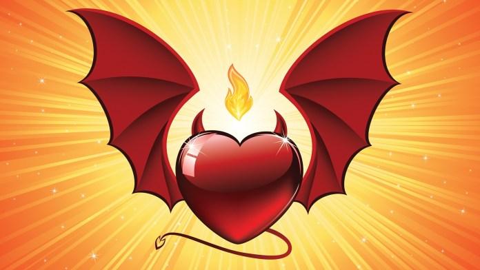 flying_devil_heart_valentines_day_hd_wallpaper