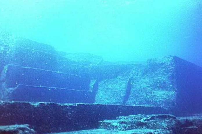 九個沉沒於海底的世界奇觀,讓你大開眼界!