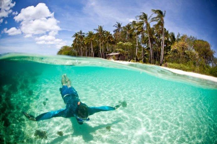 世界上35個最清澈的水域,人生中至少要去泡一次呀!
