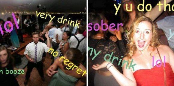 為什麼醉酒後會有那些欠抽的行為