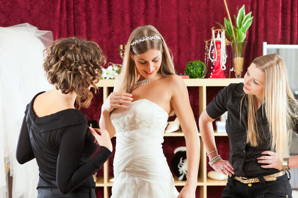準新娘買婚紗前一定要看的10條建議