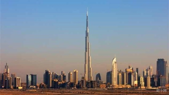 迪拜的十大奇觀,警察開著跑車巡邏