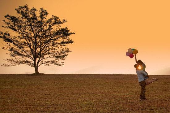 全世界都在秀恩愛 拍攝溫暖觸動心靈的畫面
