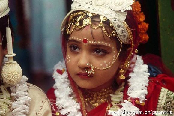 13歲產子14歲守寡揭非洲可怕的童婚習俗