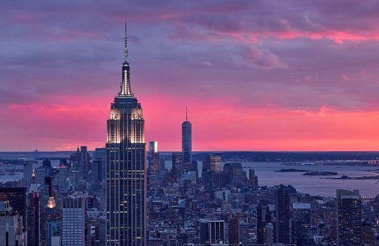 英攝影師耗4年拍美輪美奐日出日落景象