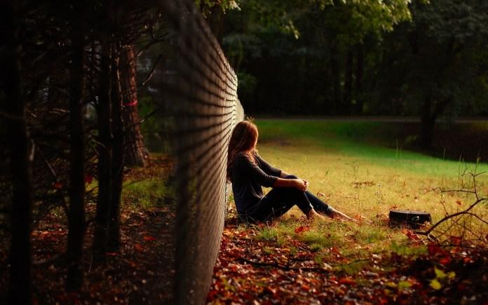 Alone - (9)