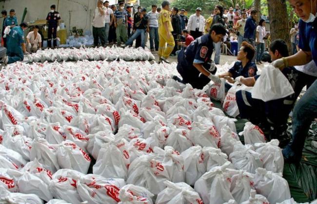 恐怖現場:泰國曼谷寺廟發現兩千多具胎兒屍體(圖/慎入)