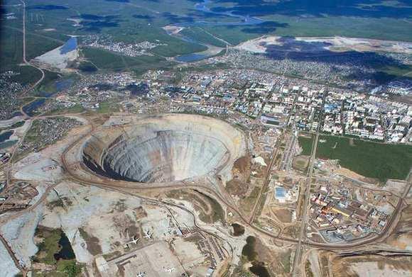 世界上最值錢礦坑曝光,總估價可以買下整個大集團!