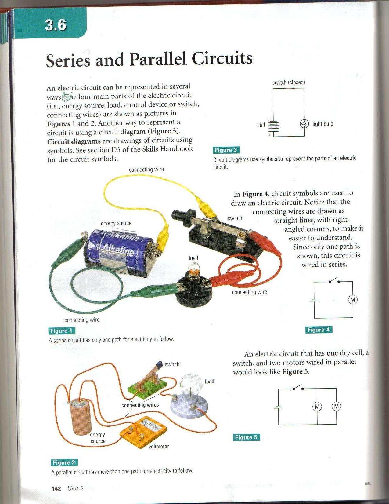 Series And Parallel Circuits Worksheet Answers