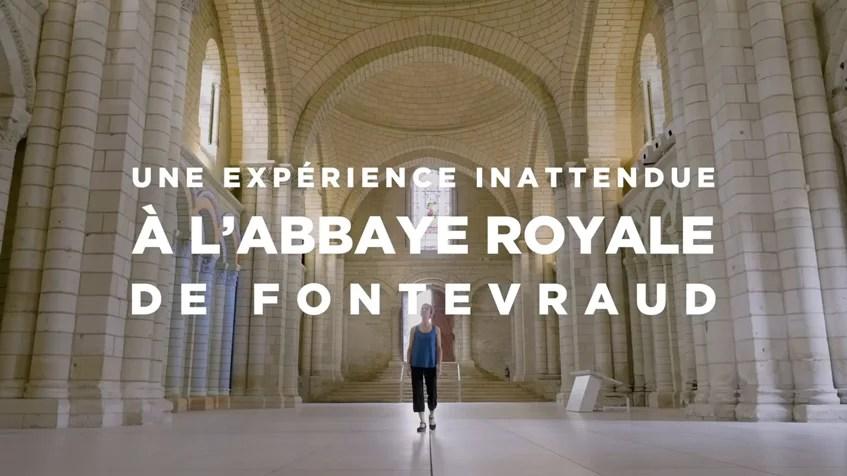 Abbaye royale de fontevraud - j'aime l'anjou - partageons ce qui compte - mstream