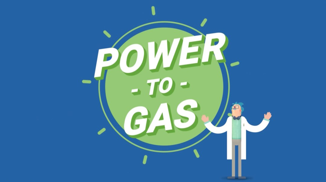 GRDF – Power-To-Gas
