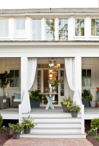 A beautiful front porch | M Street Interiors