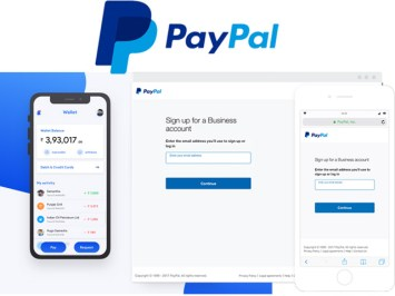 PayPal Sign Up - Sign Up for a PayPal Account   PayPal App