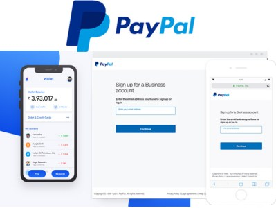 PayPal Sign Up - How do I Create a PayPal Account | Types of PayPal Accounts