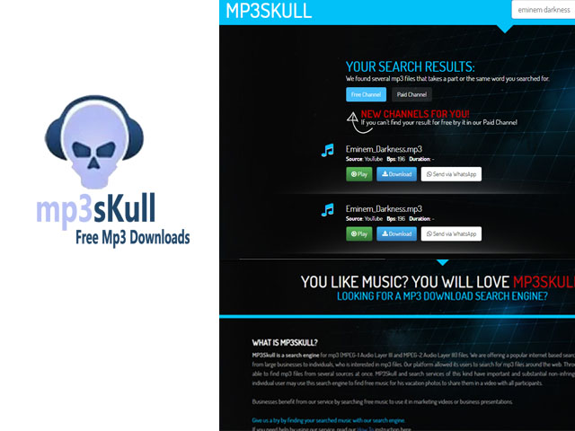 Mp3 Skulls (MP3Skull)- Mp3Skulls Music Download on Mp3skulls.com | Free Skull MP3 Download