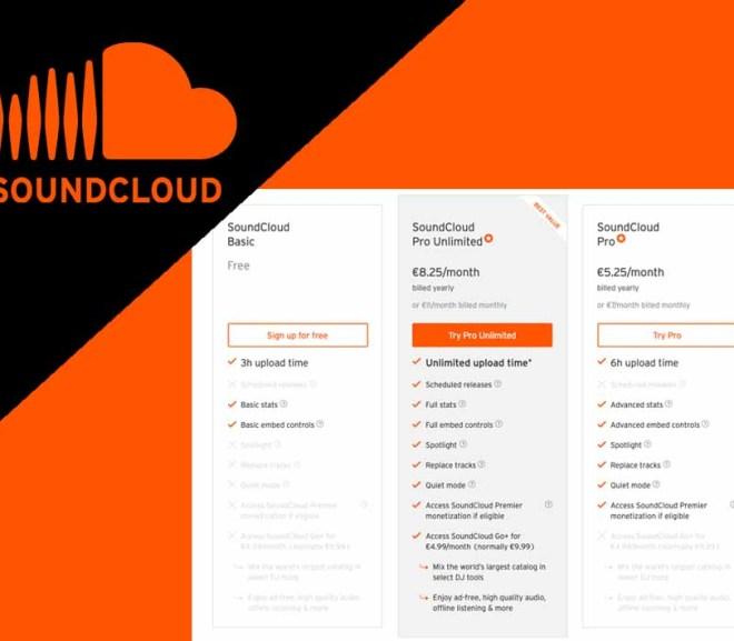 SoundCloud Premium – Get Premium on SoundCloud | SoundCloud Premium Price