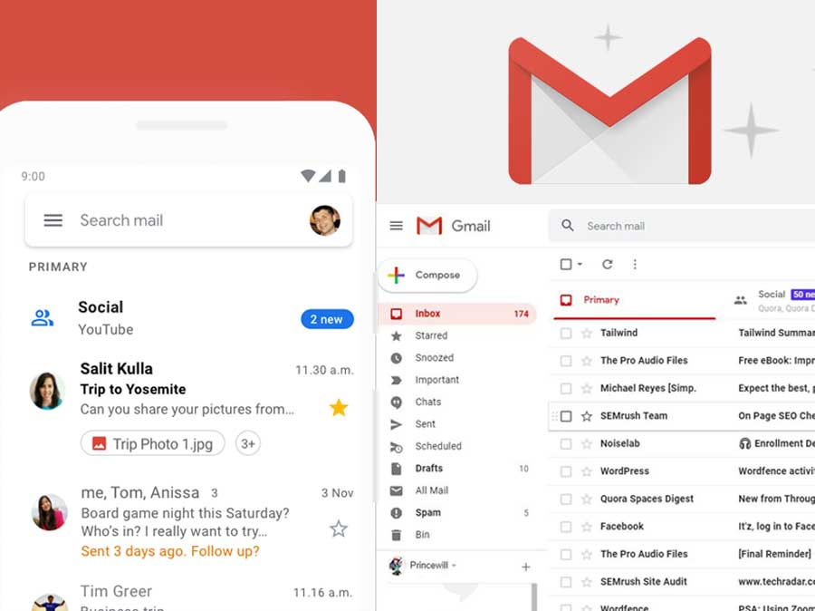 Open my Gmail Inbox Messages - How to Access my Gmail
