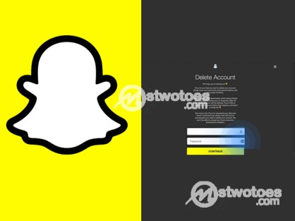 How to Delete Snapchat Account - The Steps to Delete a Snapchat Account Permanently