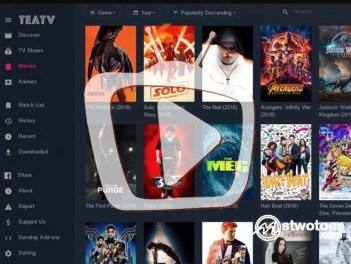 TeaTV – Free Download Movies & Tv Series Streaming App | TeaTv APK Download