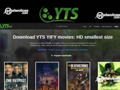 YTS - Download Free YIFY Movies Torrent YTS Website   YTS YIFY Movies